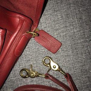 Women's Coach Station Bag